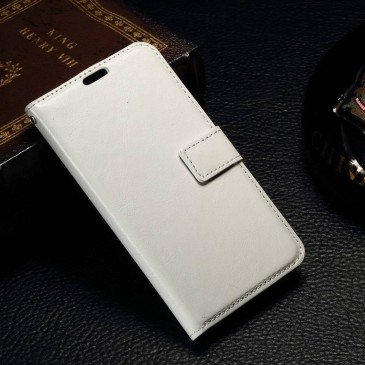 Microsoft Lumia 550 Kotelo Valkoinen Lompakko