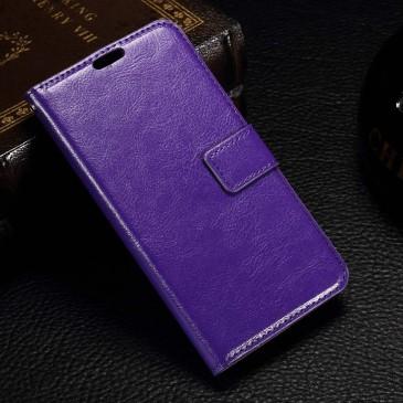 Microsoft Lumia 550 Kotelo Violetti Lompakko