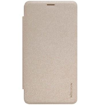Microsoft Lumia 950 Suojakuori Nillkin Sparkle Kulta
