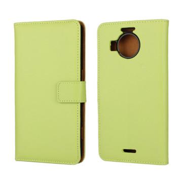 Microsoft Lumia 950 XL Nahkakotelo Vihreä