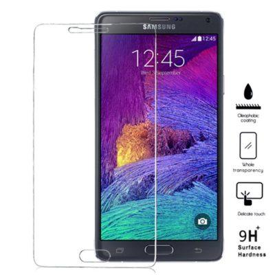 Samsung Galaxy Note 4 Lasi Näytönsuoja 0,3mm