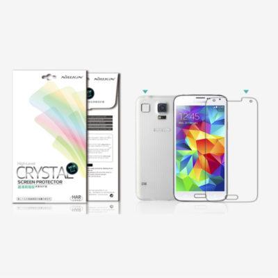 Samsung Galaxy S5 Näytön Suojakalvo Kirkas Nillkin