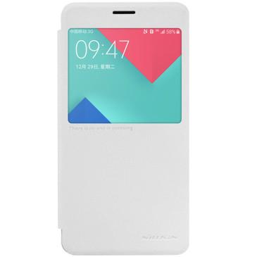 Samsung Galaxy A5 (2016) Kotelo Sparkle Valkoinen
