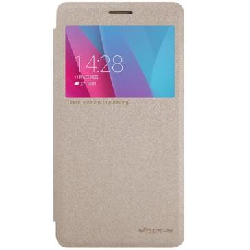 Huawei Honor 5X Suojakuori Nillkin Sparkle Kulta