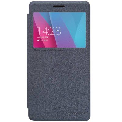 Huawei Honor 5X Suojakuori Nillkin Sparkle Musta