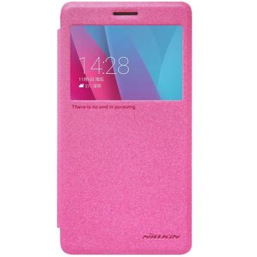 Huawei Honor 5X Suojakuori Nillkin Sparkle Pinkki