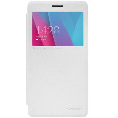 Huawei Honor 5X Suojakuori Nillkin Sparkle Valkoinen