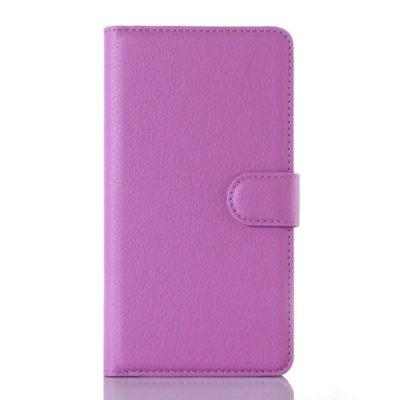 Huawei Honor 5X Violetti Lompakko Suojakotelo