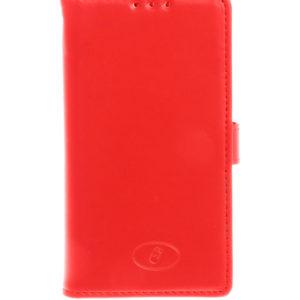 Sony Xperia Z5 Compact Punainen Insmat Nahkakotelo