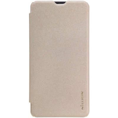 Microsoft Lumia 550 Suojakuori Nillkin Sparkle Kulta