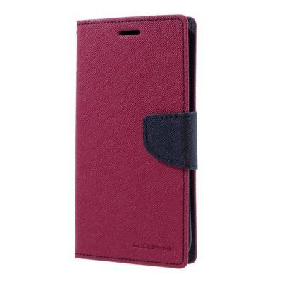 Samsung Galaxy S7 Edge Kotelo Fancy Pinkki