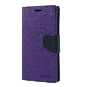 Samsung Galaxy S7 Edge Kotelo Fancy Violetti