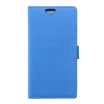 Huawei Y6 Pro Suojakotelo Sininen Lompakko