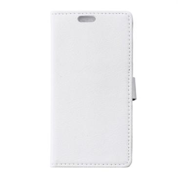 Huawei Y6 Pro Suojakotelo Valkoinen Lompakko