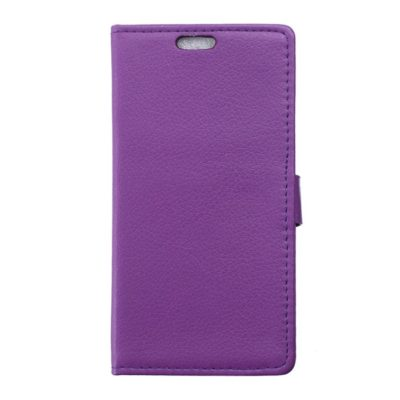 Huawei Y6 Pro Suojakotelo Violetti Lompakko