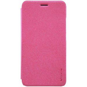 Huawei Y6 Pro Suojakuori Nillkin Sparkle Pinkki