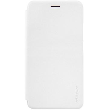 Huawei Y6 Pro Suojakuori Nillkin Sparkle Valkoinen