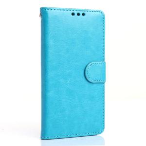 LG G5 H850 Lompakko Suojakotelo Sininen