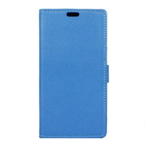 LG K10 4G Lompakkokotelo Suoja Sininen
