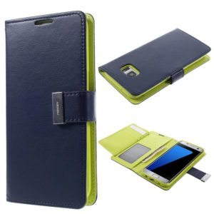 Samsung Galaxy S7 Edge Kotelo Sininen Rich Diary