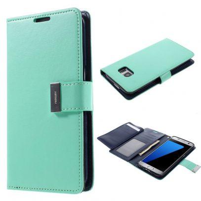 Samsung Galaxy S7 Edge Kotelo Syaani Rich Diary