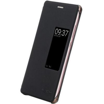 Huawei P9 Kotelo ROCK Veena Musta