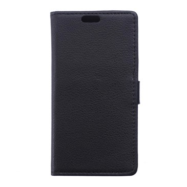 Huawei P9 Lite Lompakkokotelo Musta