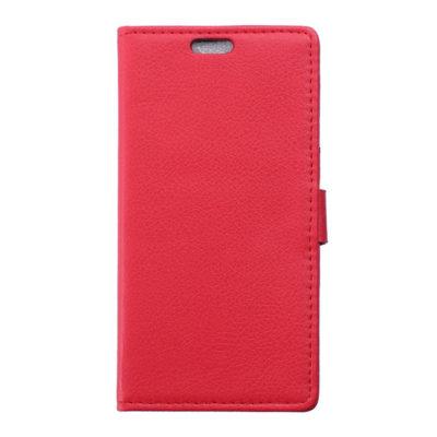 Huawei P9 Lite Lompakkokotelo Punainen