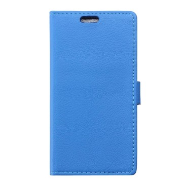 Huawei P9 Lite Lompakkokotelo Sininen