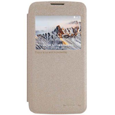 LG K4 4G Suojakuori Nillkin Sparkle Kulta