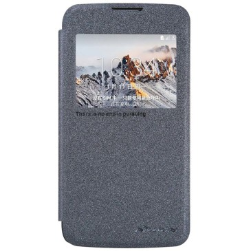 LG K4 4G Suojakuori Nillkin Sparkle Musta