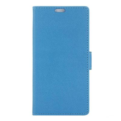 LG K8 4G Suojakotelo Lompakko Sininen
