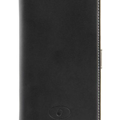 Nokia Lumia 925 Nahkakotelo Musta Insmat