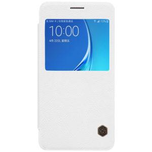 Samsung Galaxy J5 (2016) Suojakuori Nillkin Qin Valkoinen