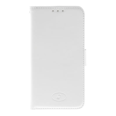 Samsung Galaxy S7 Nahkakotelo Insmat Valkoinen