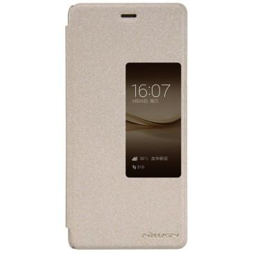 Huawei P9 Plus Suojakuori Nillkin Sparkle Kulta