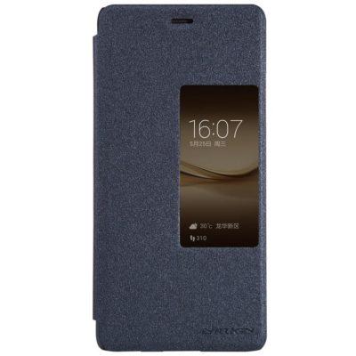 Huawei P9 Plus Suojakuori Nillkin Sparkle Musta