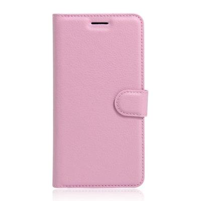 Huawei Y5 II Lompakkokotelo Vaaleanpunainen