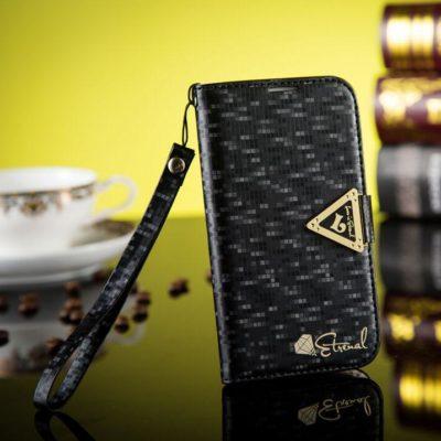 Samsung Galaxy S3 Kotelo Musta Leiers
