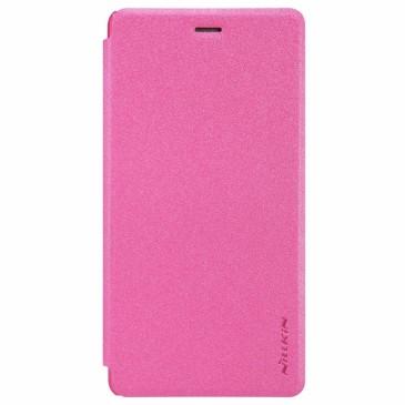 Huawei P9 Lite Suojakuori Nillkin Sparkle Pinkki