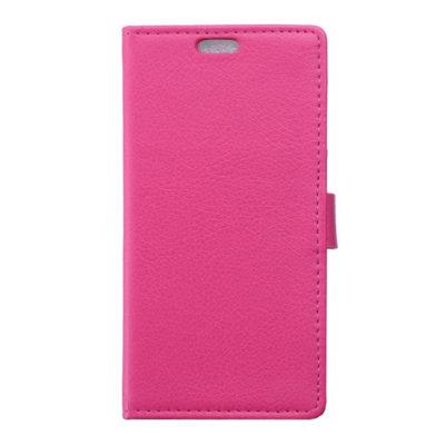 Huawei Y6 Pro Suojakotelo Pinkki Lompakko