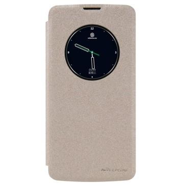 LG K8 4G Suojakuori Nillkin Sparkle Kulta