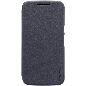 Motorola Moto G 4th Gen / Plus Kotelo Nillkin Musta