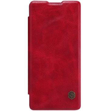 Sony Xperia XA Kotelo Nillkin Qin Punainen