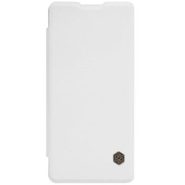 Sony Xperia XA Kotelo Nillkin Qin Valkoinen