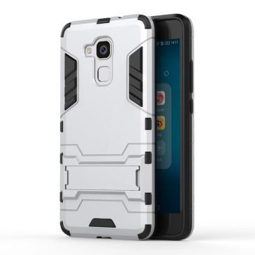 Huawei Honor 7 Lite Suojakuori 2-osainen Hopea