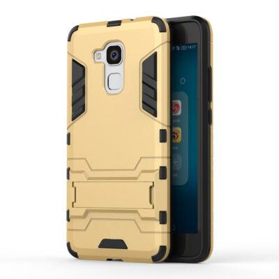Huawei Honor 7 Lite Suojakuori 2-osainen Kulta