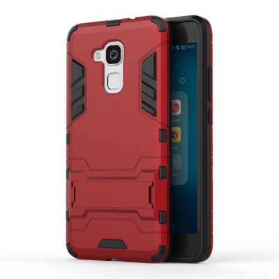 Huawei Honor 7 Lite Suojakuori 2-osainen Punainen
