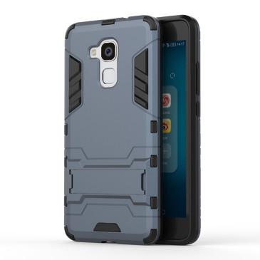 Huawei Honor 7 Lite Suojakuori 2-osainen Tummansininen
