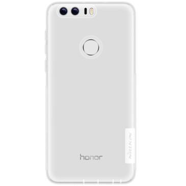 Huawei Honor 8 Kuori Nillkin Nature Läpinäkyvä